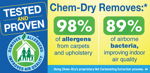 abc chemdry Certified Allergy Cleaner